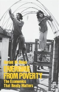 Book Emerging from Poverty: The Economics that Really Matters by Gerald M. Meier
