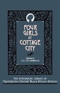 Book Four Girls at Cottage City by Emma D. Kelley-Hawkins