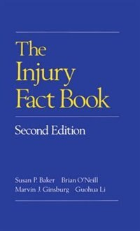 Book The Injury Fact Book by Susan P. Baker