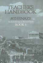 Teachers Handbook for Athenaze, Book 1