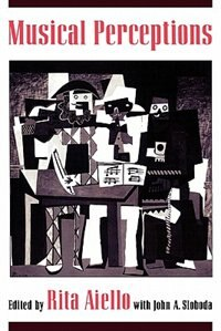 Book Musical Perceptions by Rita Aiello
