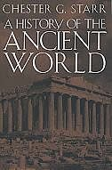 Book A History of the Ancient World by Chester G. Starr