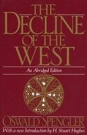 Book The Decline of the West by Oswald Spengler