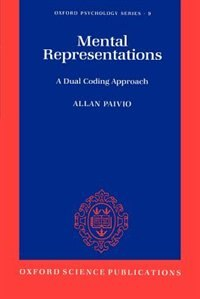 Book Mental Representations: A Dual Coding Approach by Allan Paivio