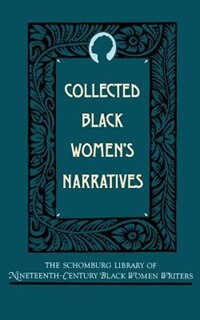 Book Collected Black Womens Narratives by Anthony G. Barthelemy