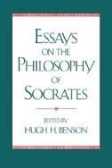 Book Essays on the Philosophy of Socrates by Hugh H. Benson