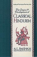 Book The Origins and Development of Classical Hinduism by A.L. Basham