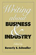 Book Writing about Business and Industry by Beverly Schneller
