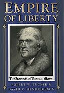 Book Empire of Liberty: The Statecraft of Thomas Jefferson by Robert W. Tucker