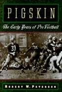 Pro Footballs Early Years: The Early Years of Pro Football