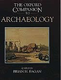 Book The Oxford Companion to Archaeology by Brian M. Fagan