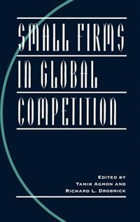 Book Small Firms in Global Competition by Tamir Agmon