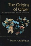 Book The Origins of Order: Self-Organization and Selection in Evolution by Stuart A. Kauffman