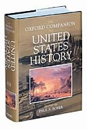 Book The Oxford Companion to United States History by Paul S. Boyer