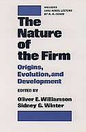 Book The Nature of the Firm: Origins, Evolution, and Development by Oliver E. Williamson