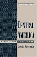 Book Central America: A Nation Divided by Ralph Lee Woodward