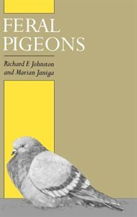 Book Feral Pigeons by Richard F. Johnston