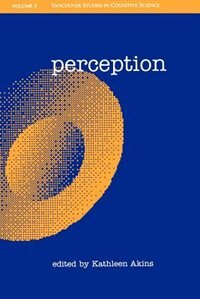 Book Perception by Kathleen Akins
