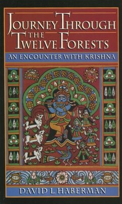 Book Journey Through the Twelve Forests: An Encounter with Krishna by David L. Haberman