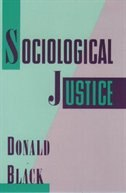 Book Sociological Justice by Donald Black