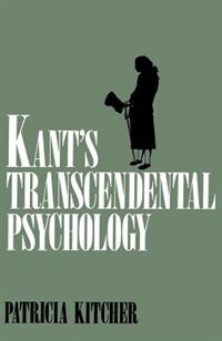 Kants Transcendental Psychology