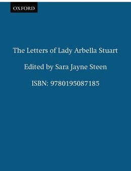 Book The Letters of Lady Arbella Stuart by Arbella Stuart