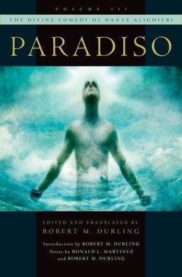 Book The Divine Comedy of Dante Alighieri: Volume 3: Paradiso by Dante Alighieri