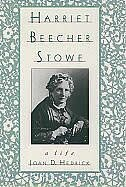 Book The Oxford Harriet Beecher Stowe Reader by Joan D. Hedrick