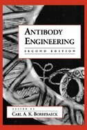 Book Antibody Engineering by Carl A.K. Borrebaeck