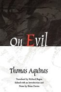 Book On Evil by Thomas Aquinas