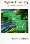 Book Organic Chemistry: An Intermediate Text by Robert V. Hoffman