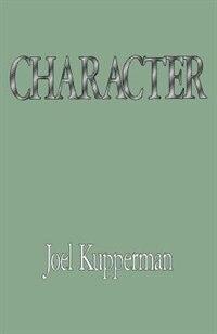 Book Character by Joel J. Kupperman