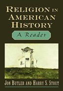 Book Religion in American History: A Reader by Jon Butler