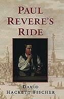 Book Paul Reveres Ride by David Hackett Fischer