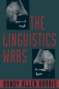 Book The Linguistics Wars by Randy Allen Harris