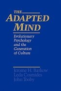 Book The Adapted Mind: Evolutionary Psychology and the Generation of Culture by Jerome H. Barkow