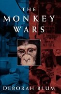 Book The Monkey Wars by Deborah Blum