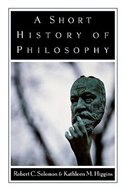 Book A Short History of Philosophy by Robert C. Solomon