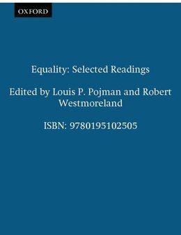 Book Equality: Selected Readings by Louis P. Pojman