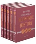 Book The Oxford Encyclopedia of Economic History: 5 volumes: print and e-reference editions available by Joel Mokyr