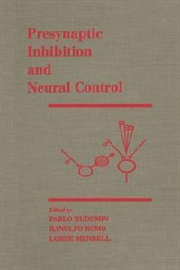 Book Presynaptic Inhibition and Neural Control by Pablo Rudomin
