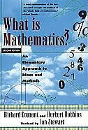 What is Mathematics?: An Elementary Approach to Ideas and Methods de Richard Courant