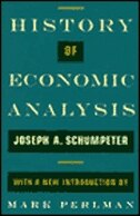Book History of Economic Analysis: With a New Introduction by Joseph A. Schumpeter