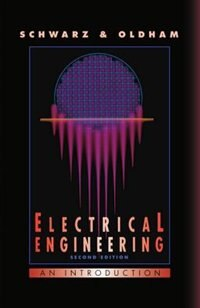 Book Electrical Engineering: An Introduction by Steven E. Schwarz