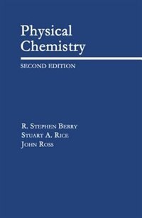 Book Physical Chemistry by R. Stephen Berry