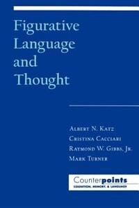 Book Figurative Language and Thought by Albert N. Katz