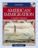 Book American Immigration: A Student Companion by Roger Daniels