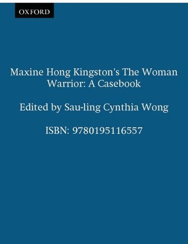 an analysis of the woman warrior the life of maxine hong kingston Later in her life, however, kingston comes to appreciate her mother's talk-stories at the end of the chapter she even tells one herself: the story of ts'ai yen, a warrior poetess captured by barbarians who returns to the chinese with songs from another land.