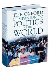 Book The Oxford Companion to Politics of the World by Joel Krieger