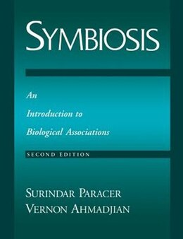 Book Symbiosis: An Introduction to Biological Associations by Surindar Paracer